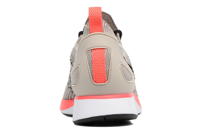 Baskets Nike W Air Zoom Mariah Fk Racer Prm Gris vue droite