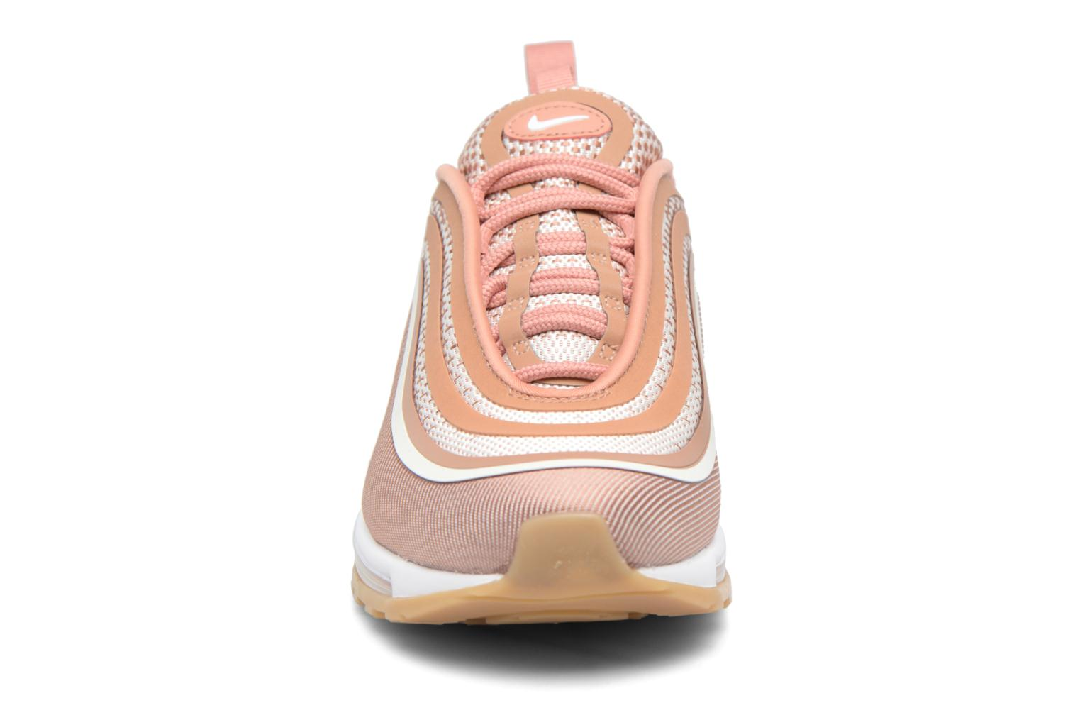 Sneakers Nike W Air Max 97 Ul '17 Rosa modello indossato