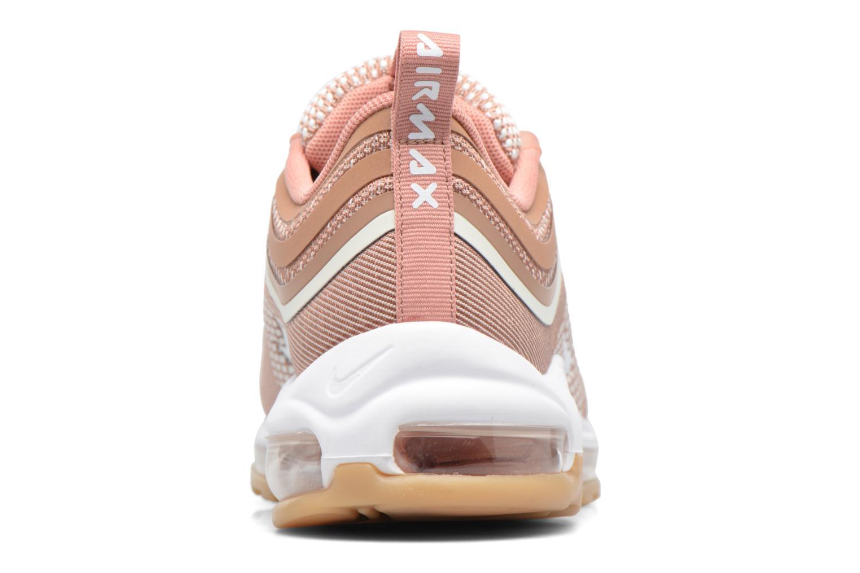 Sneaker Nike W Air Max 97 Ul '17 rosa ansicht von rechts