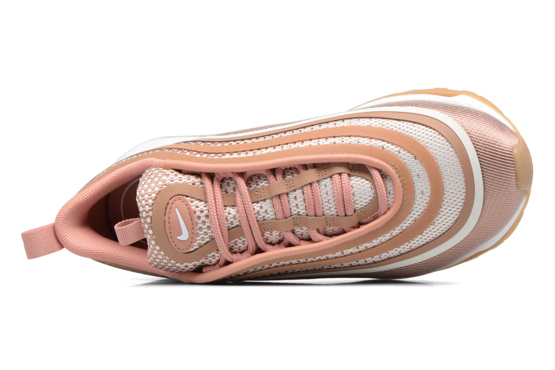 Baskets Nike W Air Max 97 Ul '17 Rose vue gauche