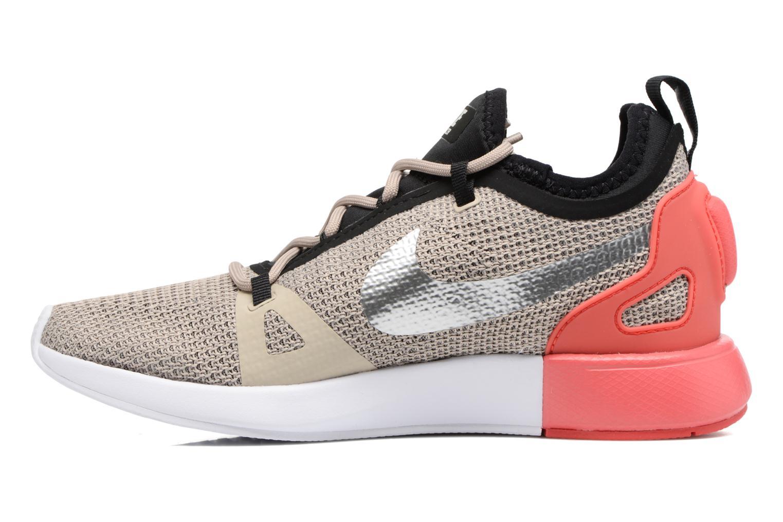 Deportivas Nike W Nike Duel Racer Gris vista de frente