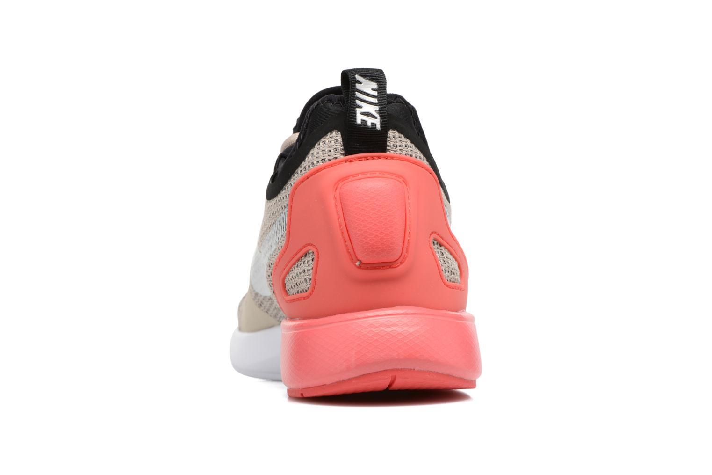Deportivas Nike W Nike Duel Racer Gris vista lateral derecha