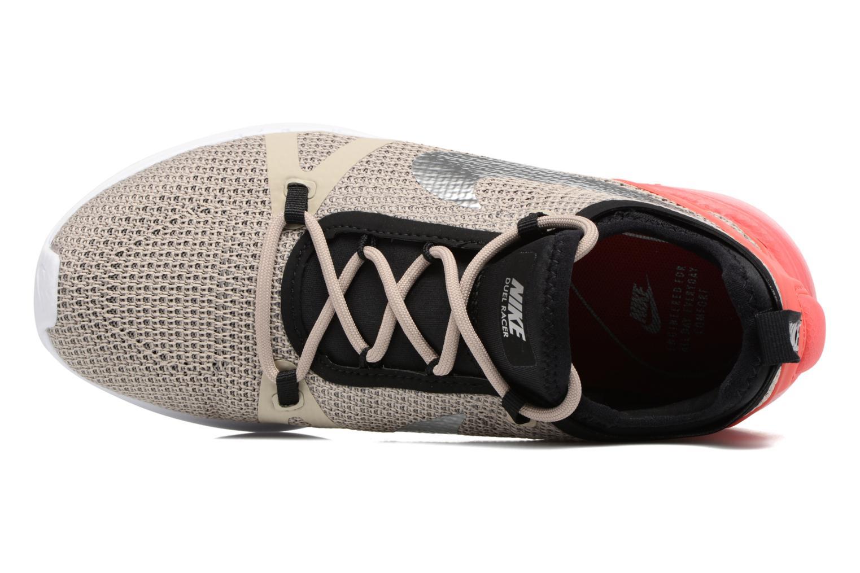 Deportivas Nike W Nike Duel Racer Gris vista lateral izquierda