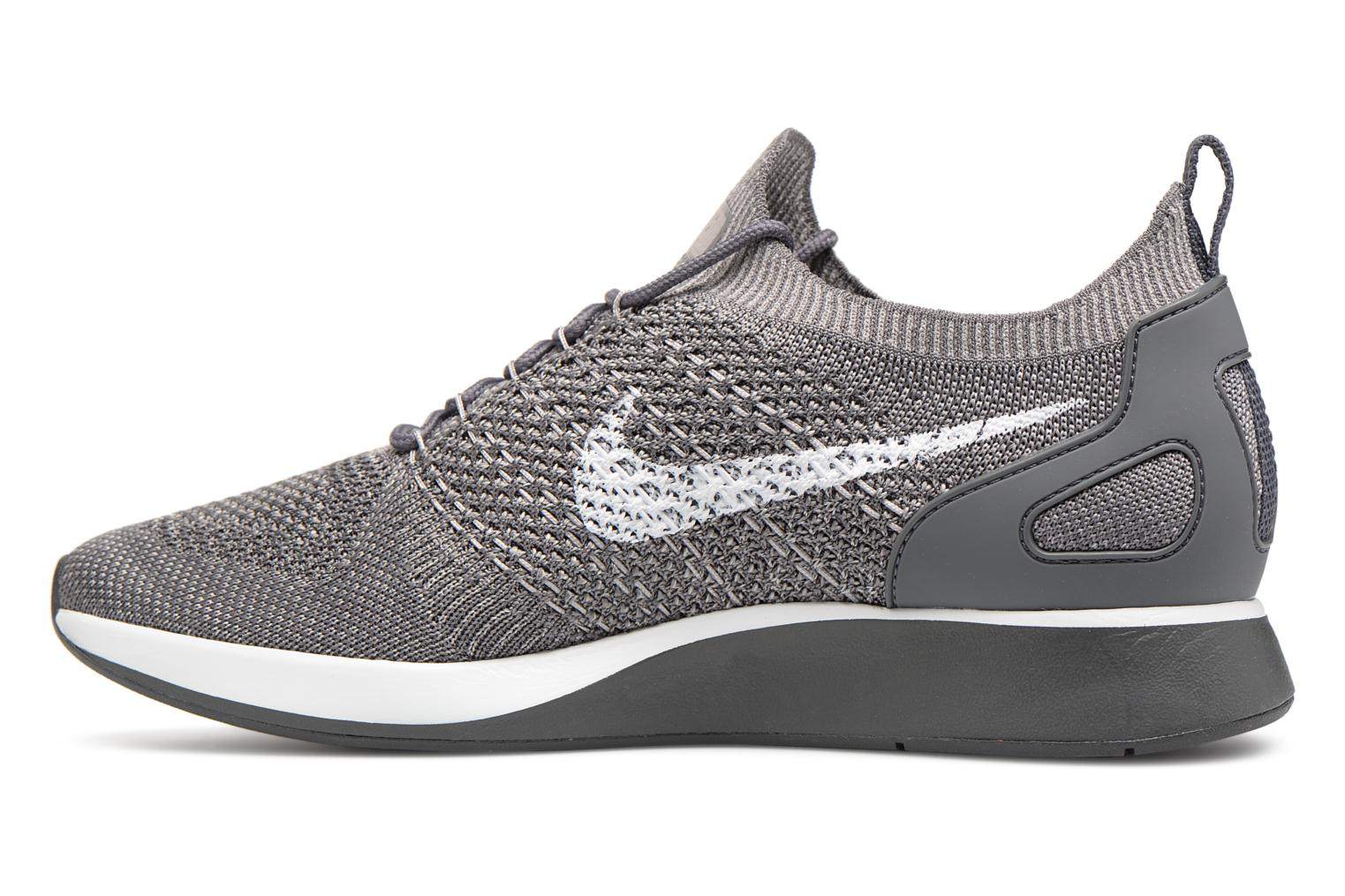Baskets Nike Air Zoom Mariah Flyknit Racer Gris vue face