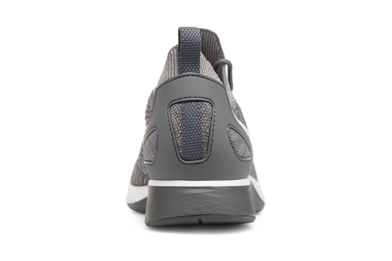 Sneakers Nike Air Zoom Mariah Flyknit Racer Grijs rechts
