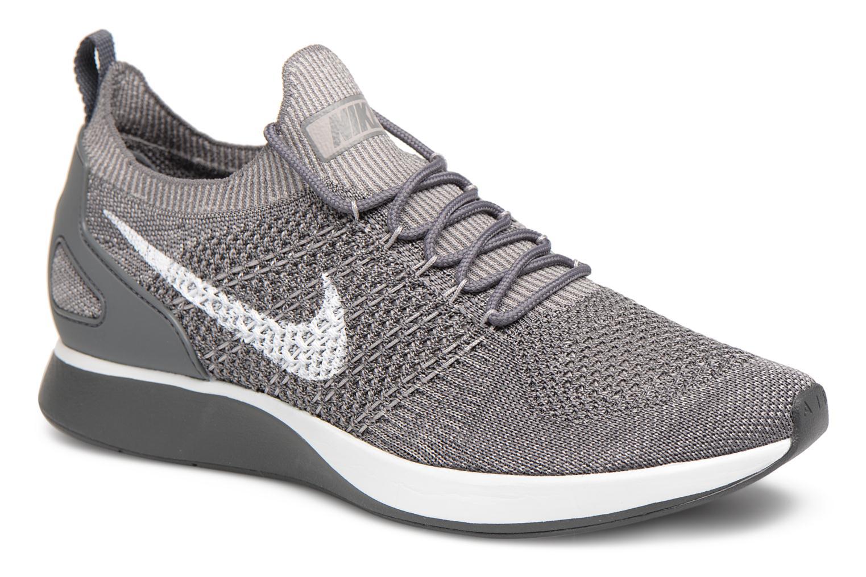 Sneakers Nike Air Zoom Mariah Flyknit Racer Grijs detail