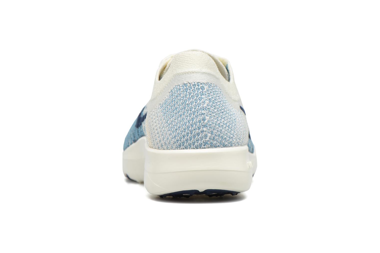 Scarpe sportive Nike Wmns Nike Free Tr Fk 2 Indigo Multicolore immagine destra