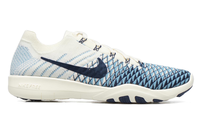 Scarpe sportive Nike Wmns Nike Free Tr Fk 2 Indigo Multicolore immagine posteriore