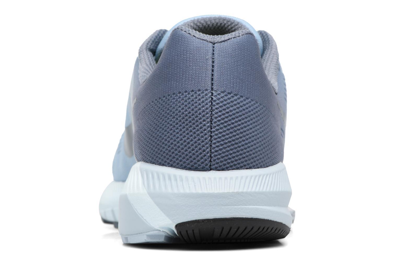 Chaussures de sport Nike W Nike Air Zoom Structure 21 Bleu vue droite