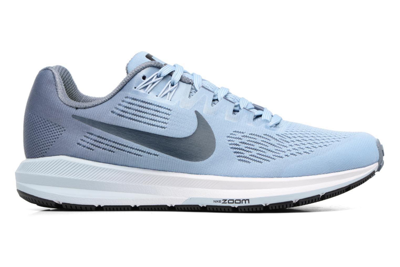 Sportschuhe Nike W Nike Air Zoom Structure 21 blau ansicht von hinten