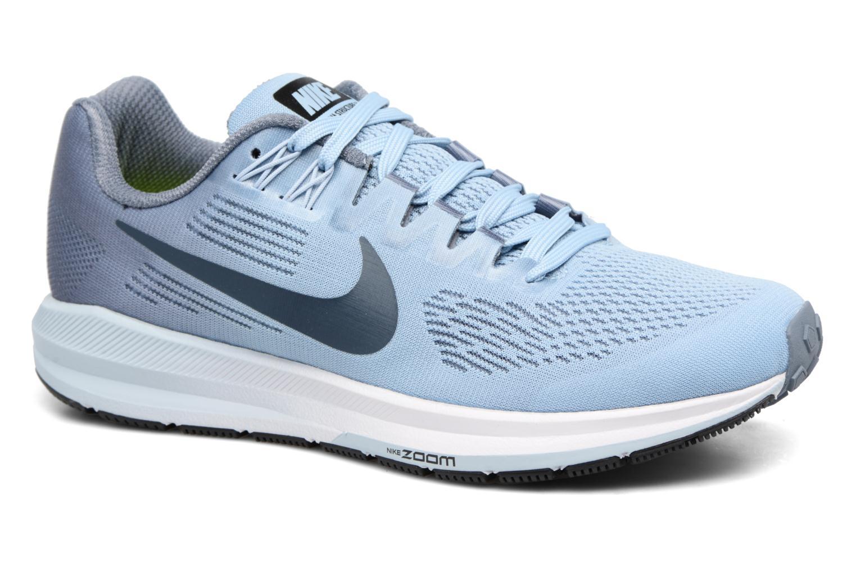 Chaussures de sport Nike W Nike Air Zoom Structure 21 Bleu vue détail/paire