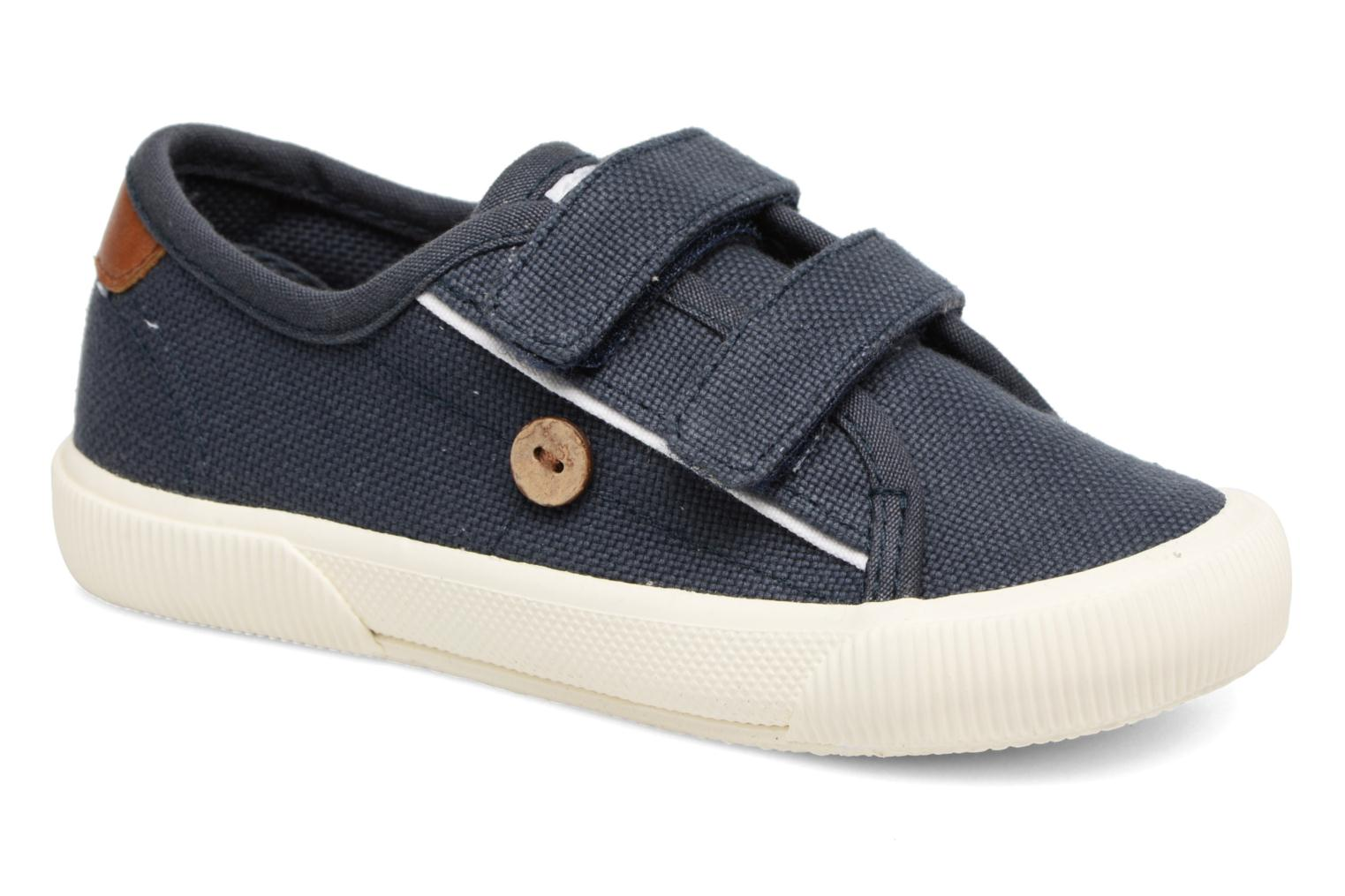 Birch Velcro Navy