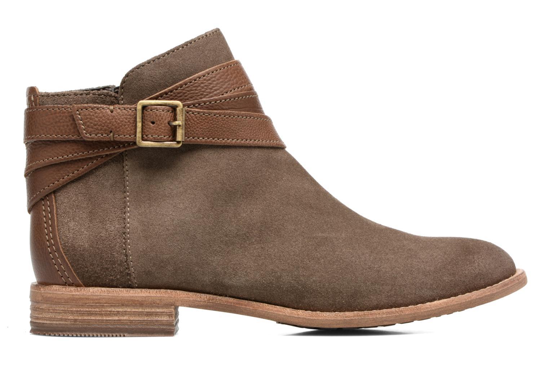 Bottines et boots Clarks Maypearl Edie Marron vue derrière
