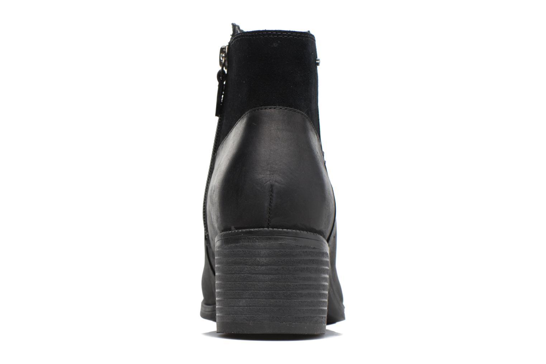 Bottines et boots Clarks DevreeViolaGTX Noir vue droite