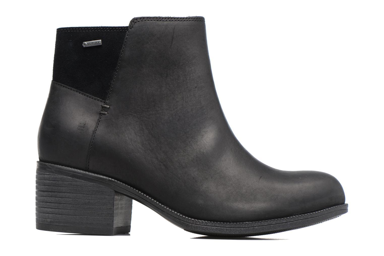 Bottines et boots Clarks DevreeViolaGTX Noir vue derrière