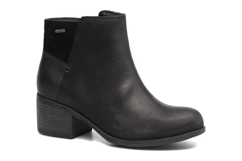 Bottines et boots Clarks DevreeViolaGTX Noir vue détail/paire