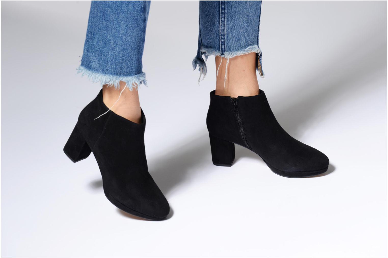 Boots en enkellaarsjes Clarks Kelda Nights1 Zwart onder