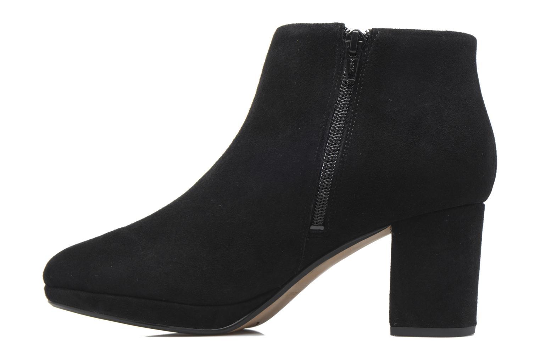 Boots en enkellaarsjes Clarks Kelda Nights1 Zwart voorkant