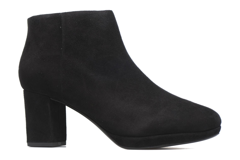 Boots en enkellaarsjes Clarks Kelda Nights1 Zwart achterkant