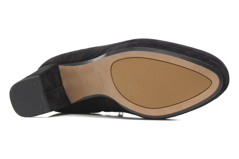 Boots en enkellaarsjes Clarks Kelda Nights1 Zwart boven