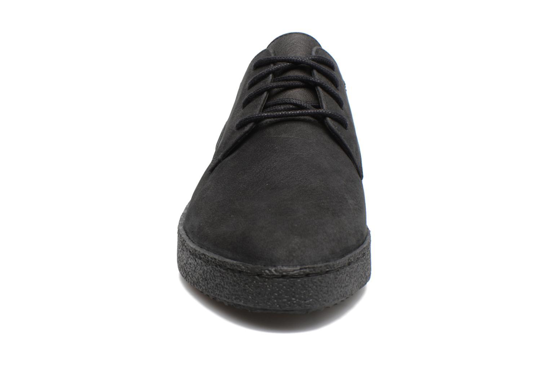 Chaussures à lacets Clarks Lillia Lola Noir vue portées chaussures