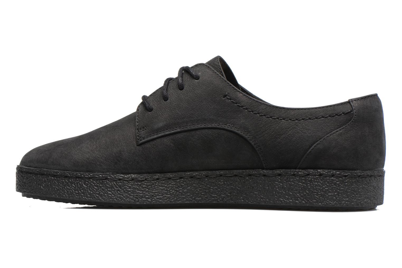Grandes descuentos últimos zapatos Clarks Lillia Lola (Negro) - Zapatos con cordones Descuento