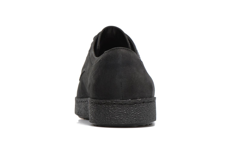 Chaussures à lacets Clarks Lillia Lola Noir vue droite
