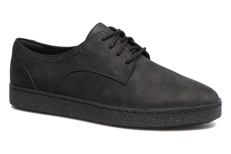 Chaussures à lacets Clarks Lillia Lola Noir vue détail/paire