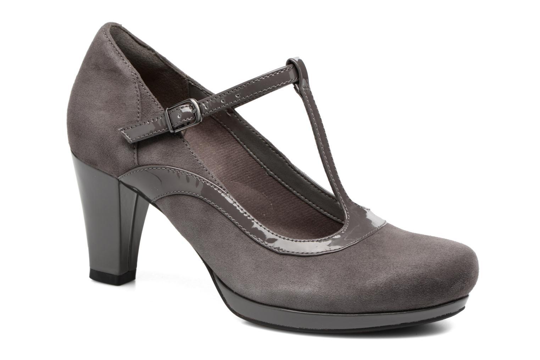 Zapatos promocionales Clarks Chorus Pitch (Gris) - Zapatos de tacón   Descuento de la marca