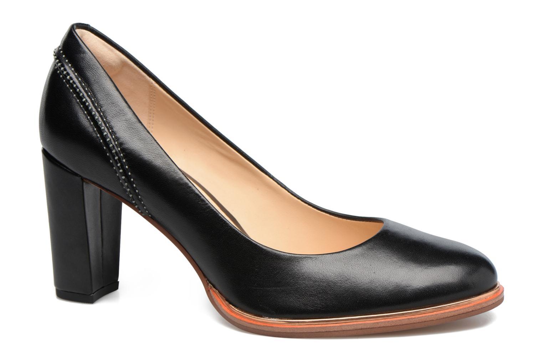 Ellis Edith Black leather