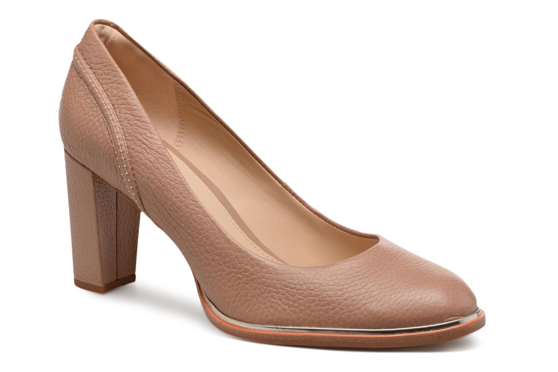 Grandes descuentos últimos zapatos Clarks Ellis Edith (Beige) - Zapatos de tacón Descuento