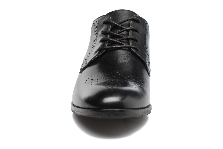 Grandes descuentos últimos Netley zapatos Clarks Netley últimos Rose (Negro) - Zapatos con cordones Descuento 5582f6