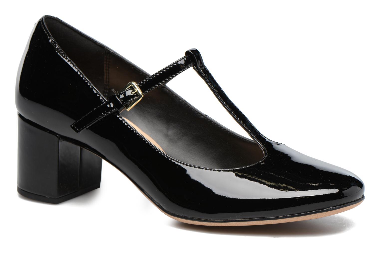 Grandes descuentos últimos zapatos Clarks Orabella Fern (Negro) - Zapatos de tacón Descuento