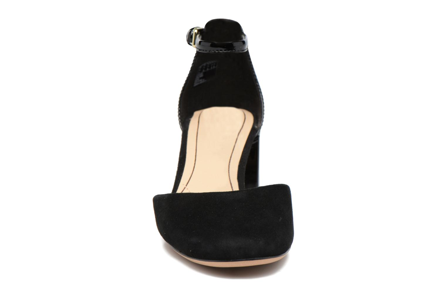 Orabella Wish Black Suede