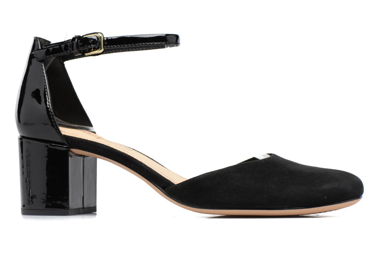 High heels Clarks Orabella Wish Black back view