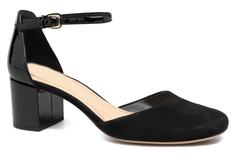 High heels Clarks Orabella Wish Black detailed view/ Pair view