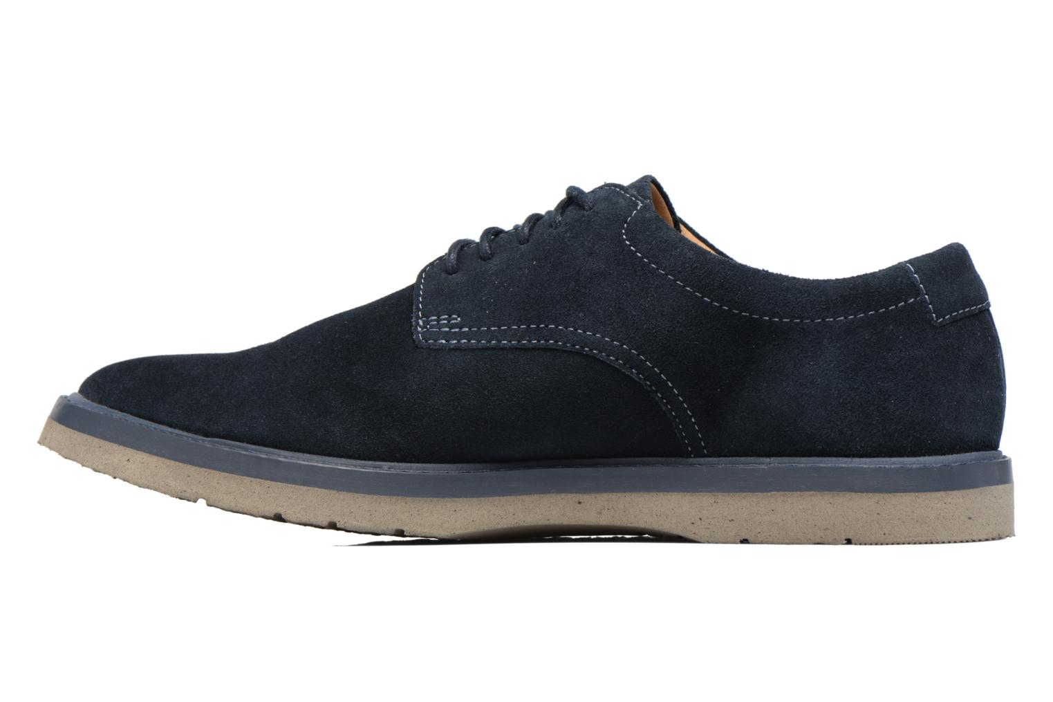 BonningtonLace Navy Suede