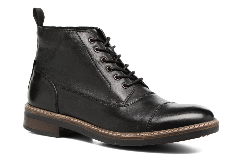 Bottines et boots Clarks Blackford Cap Noir vue détail/paire