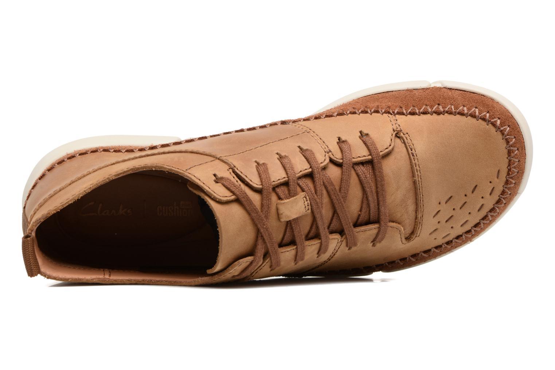 Sneakers Clarks Trifri Hi Bruin links