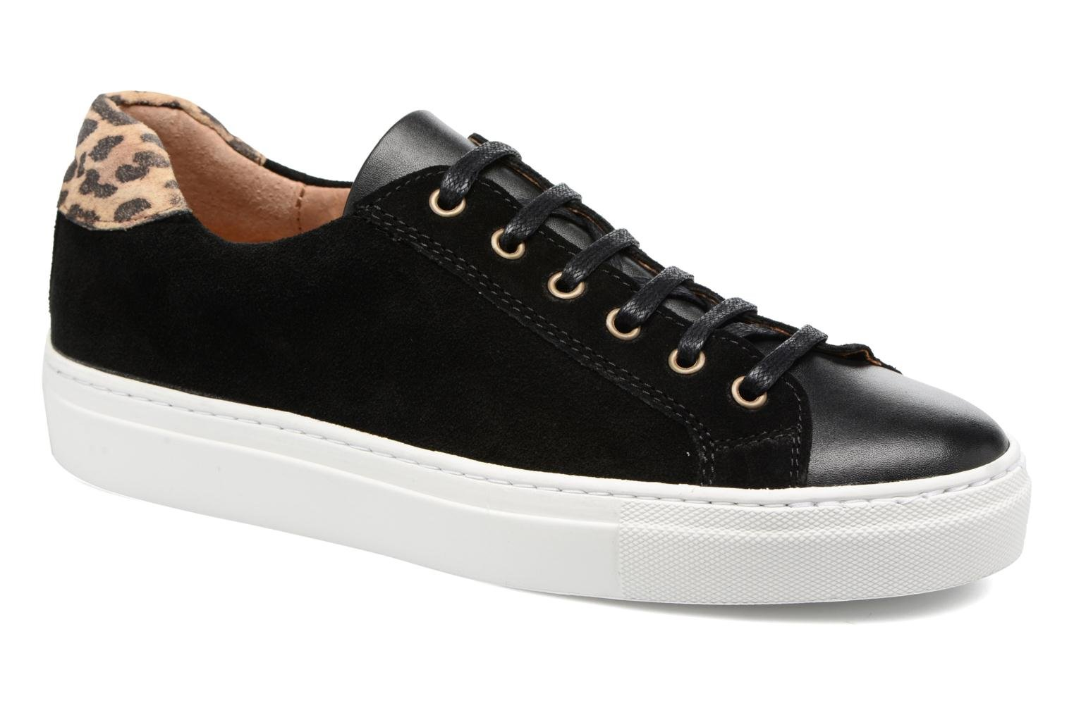 Trainers Made by SARENZA Funtastic Chick #3 Black view from the right