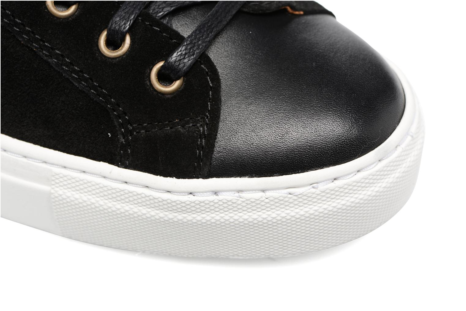 Trainers Made by SARENZA Funtastic Chick #3 Black view from the left