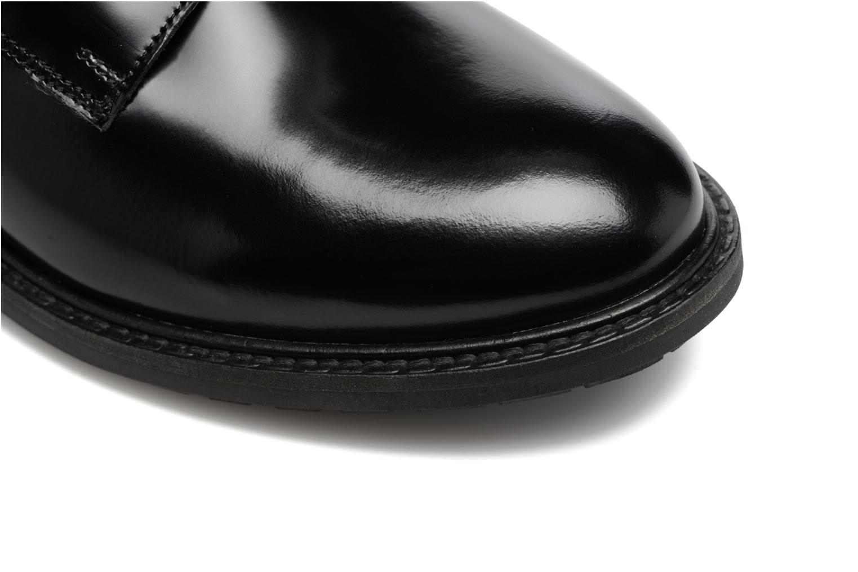 Chaussures à lacets Made by SARENZA Winter Ski #14 Noir vue gauche