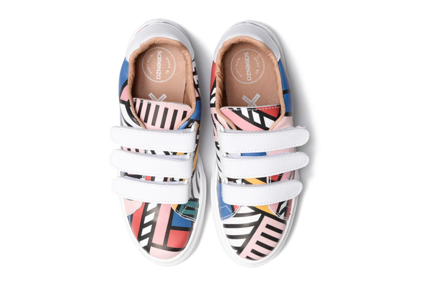 Trainers Made by SARENZA Made by Sarenza X Camille Walala Sneakers Multicolor view from the right