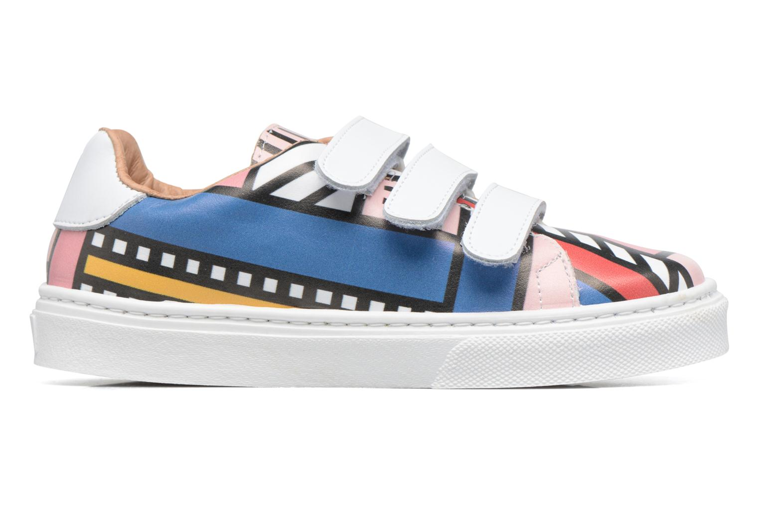 Trainers Made by SARENZA Made by Sarenza X Camille Walala Sneakers Multicolor detailed view/ Pair view