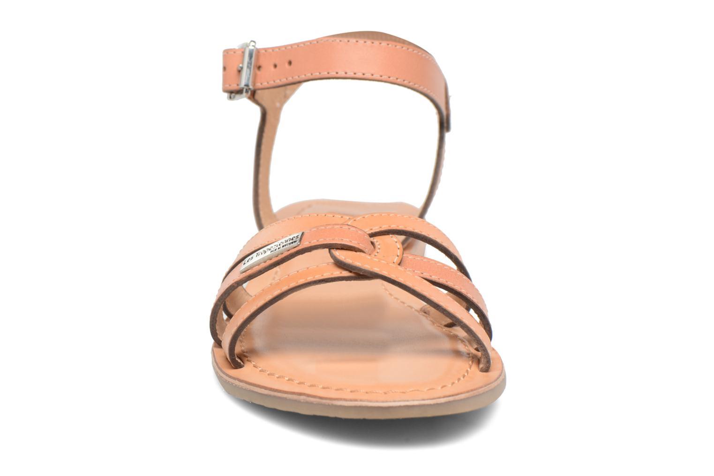 Sandals Les Tropéziennes par M Belarbi Balisto Pink model view
