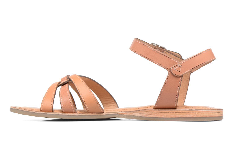 Sandals Les Tropéziennes par M Belarbi Balisto Pink front view