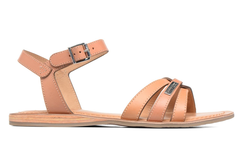 Sandales et nu-pieds Les Tropéziennes par M Belarbi Balisto Rose vue derrière