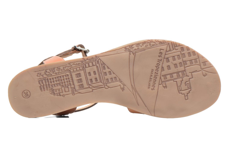 Sandals Les Tropéziennes par M Belarbi Balisto Pink view from above