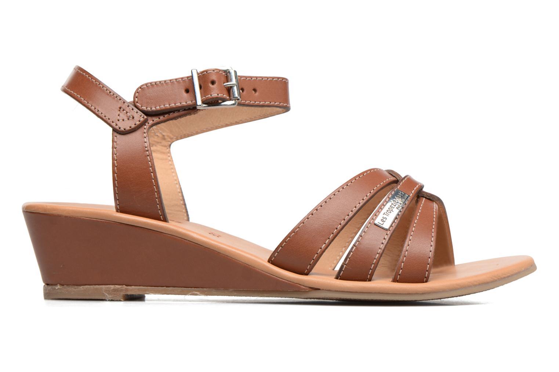 Sandales et nu-pieds Les Tropéziennes par M Belarbi Bolero Beige vue derrière
