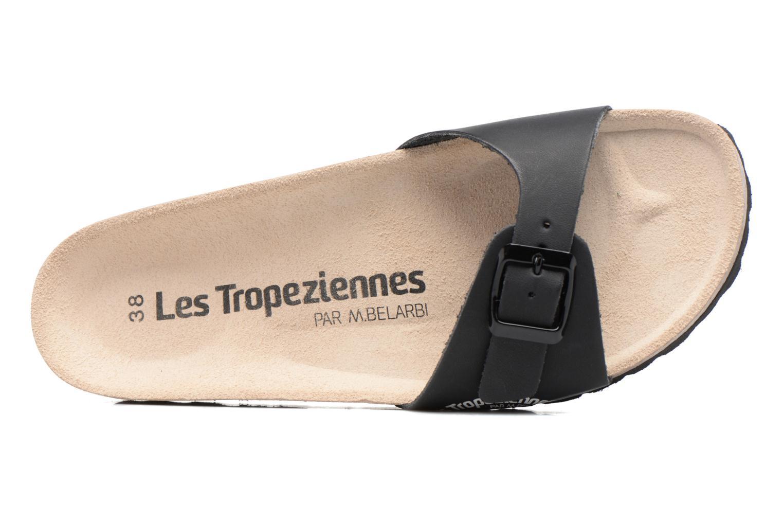 Mules & clogs Les Tropéziennes par M Belarbi Pornic Black view from the left